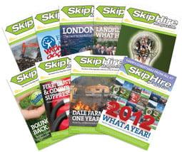 Skip Hire Magazines